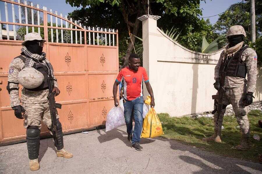 Las bandas aceptan una tregua para permitir la distribución de ayuda en Haití