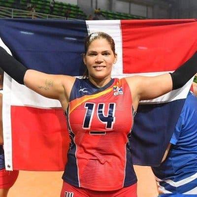 Prisilla Rivera se despide del Voleibol