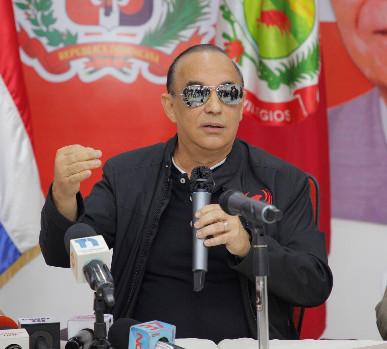 PRSC respalda convocatoria a concentraciónpara exigir Senado apruebe Código Penal