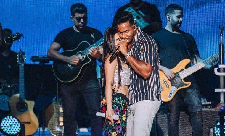 Romeo Santos podría estar produciendo disco a dominicana  Natti Natasha