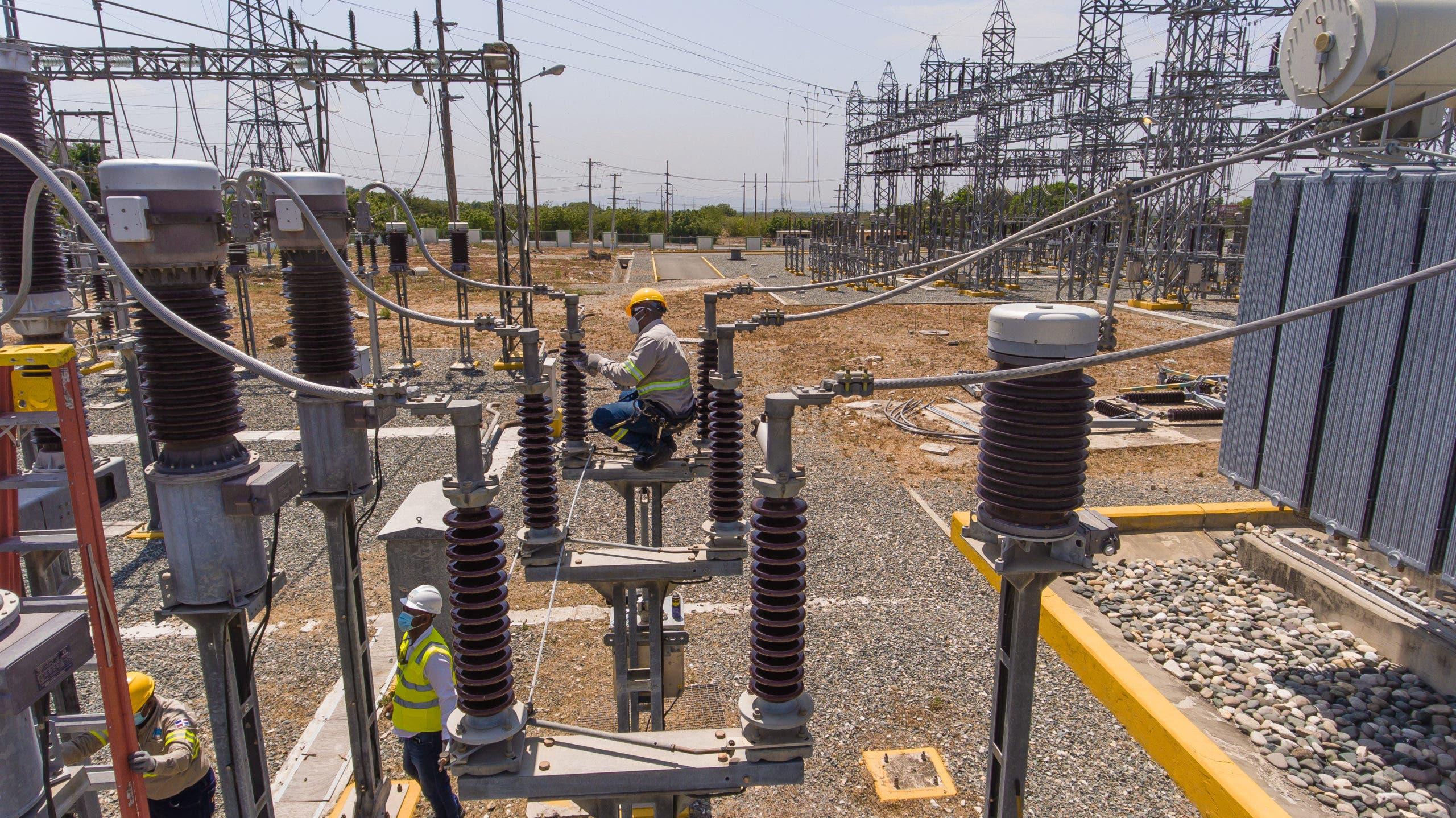 ETED anuncia interrupción del servicio eléctrico en varias localidades