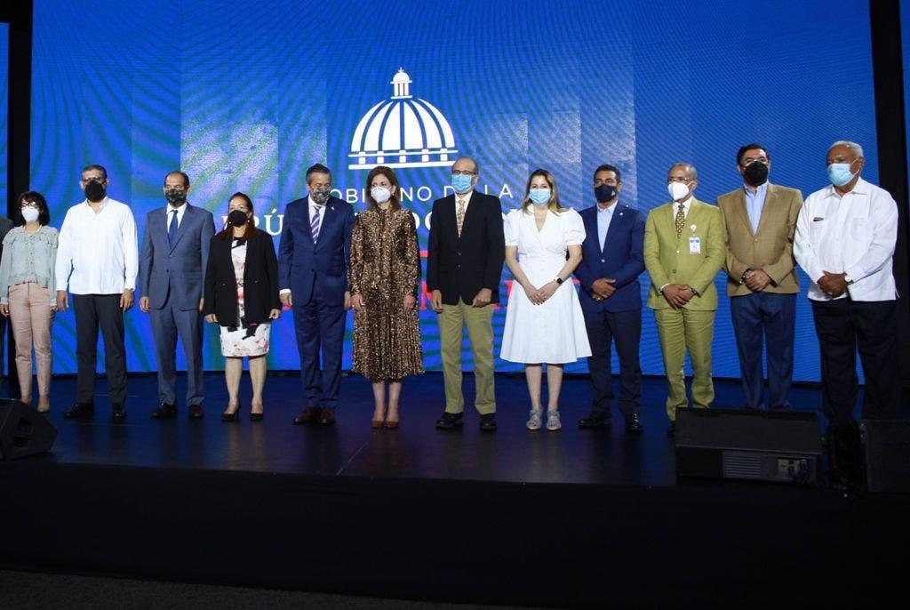 Vicepresidenta: urge dotar al país de una ley sobre cambio climático