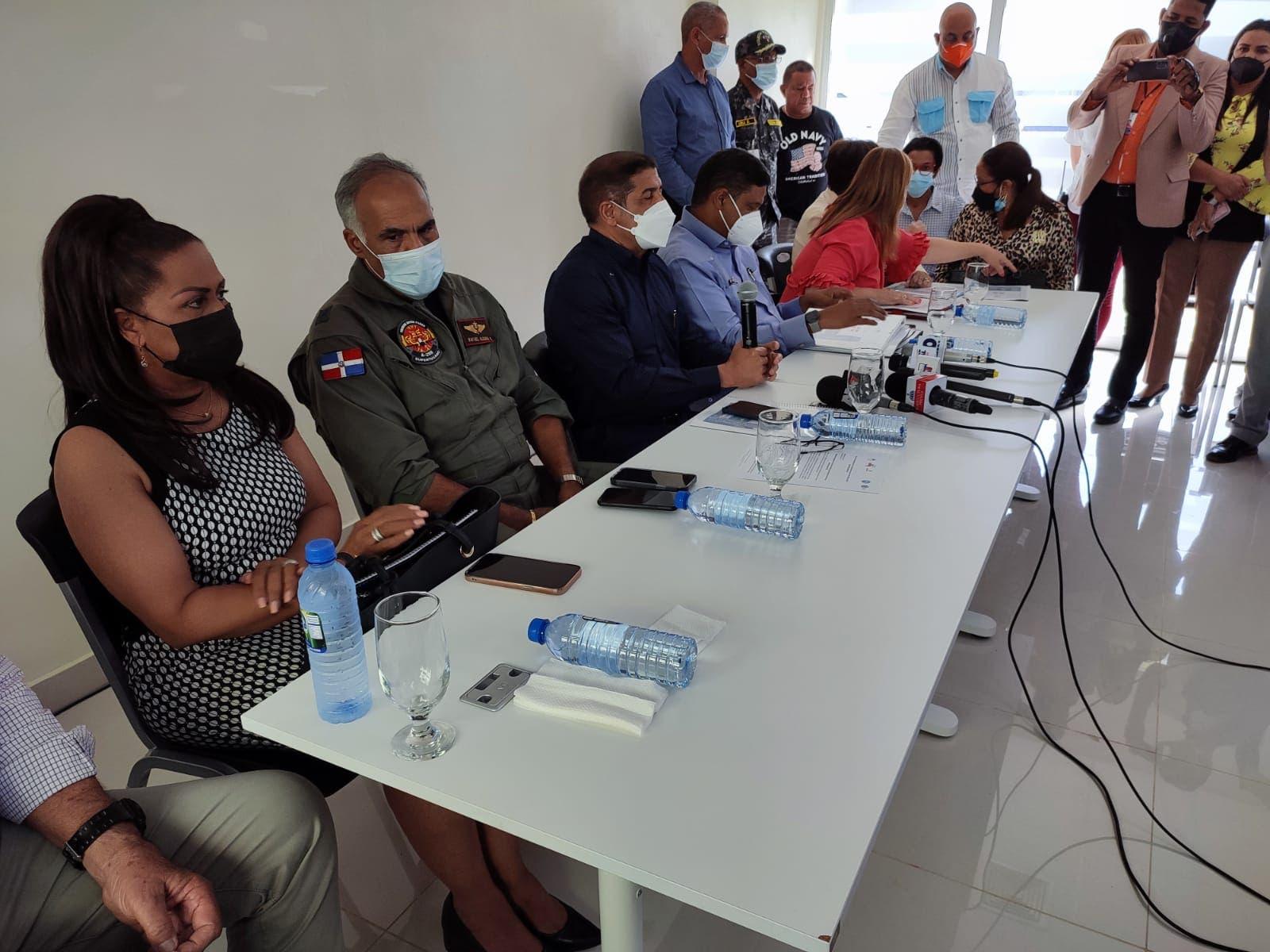 Comisión Oficial para Erradicación de Peste Porcina Africana en sesión permanente