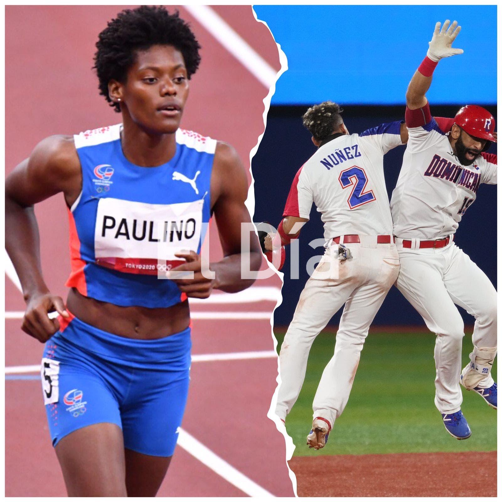 Marileidy Paulino y béisbol cierran actuación RD en Juegos Olímpicos Tokio