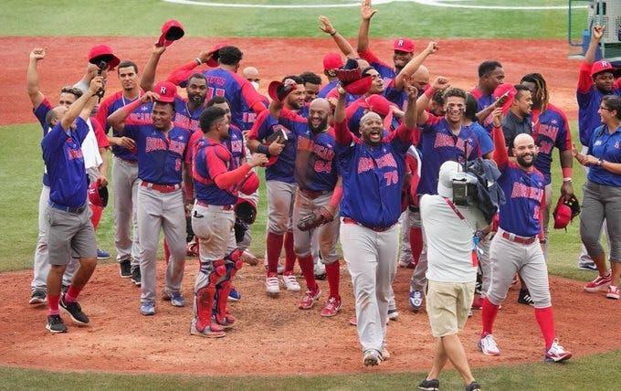 Abinader: «Gracias al equipo de béisbol que puso en alto nuestro deporte rey y sobre todo a nuestro país»