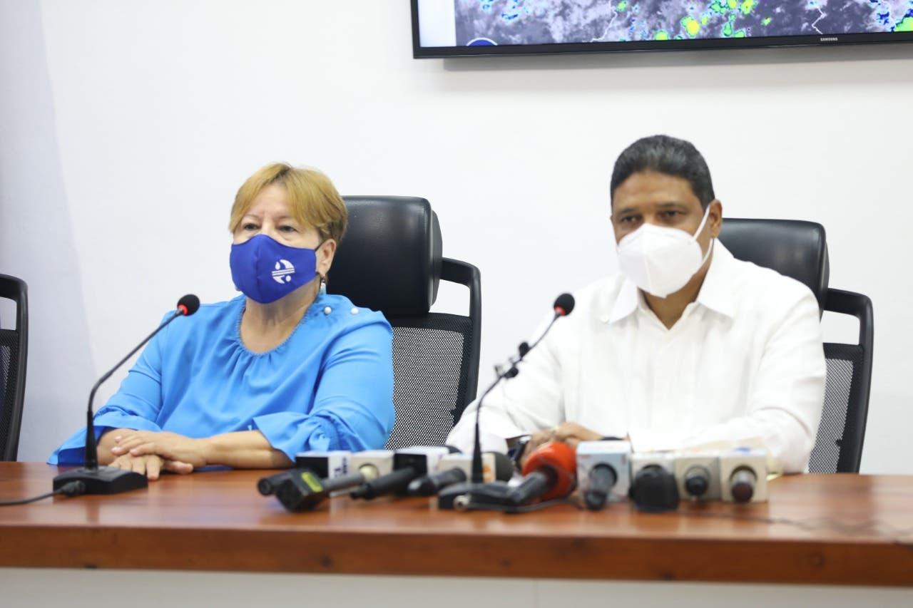 COE emite alerta para 20 provincias por tormenta Grace