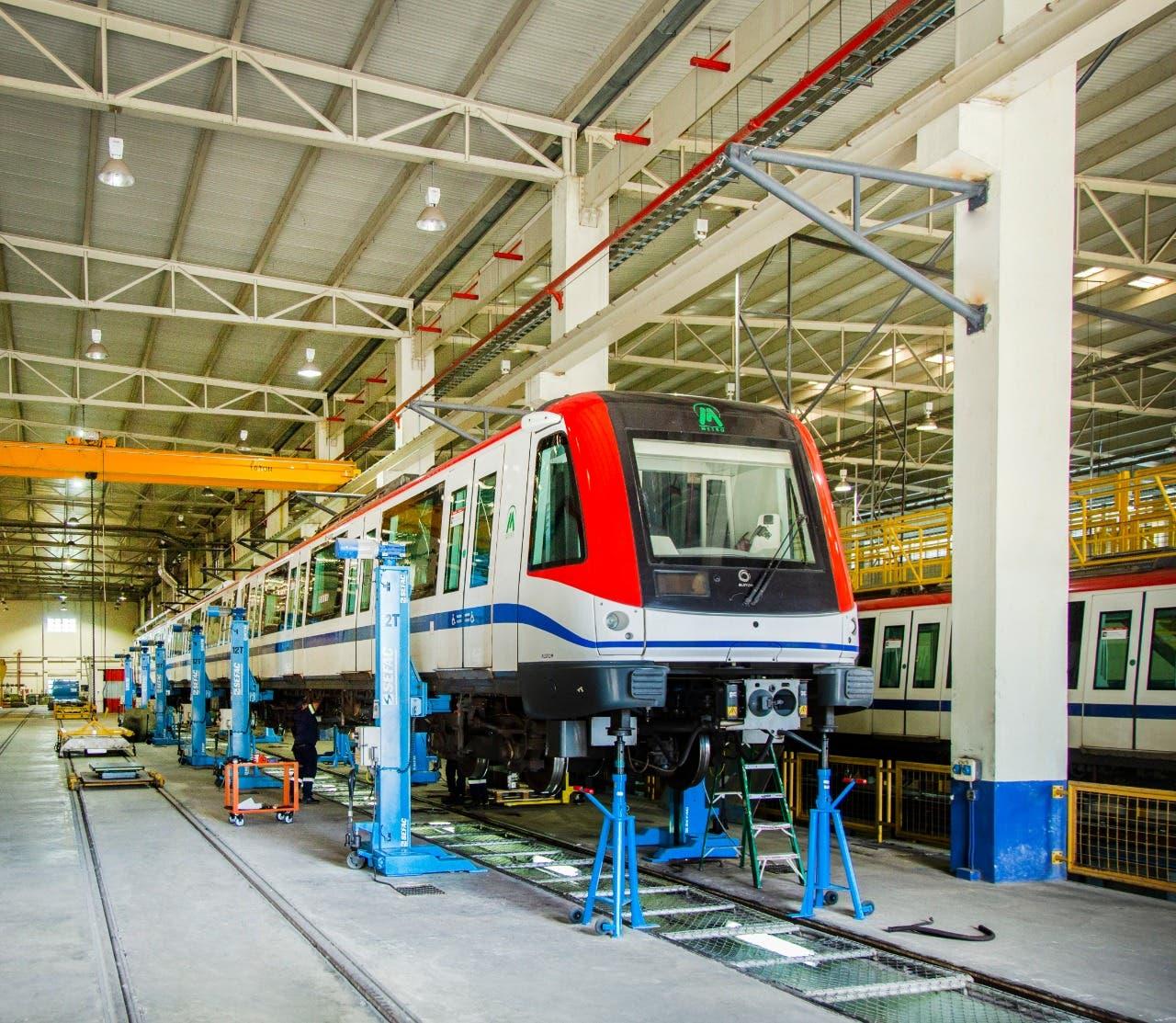 OPRET anuncia compra 24 vagones para el Metro de Santo Domingo