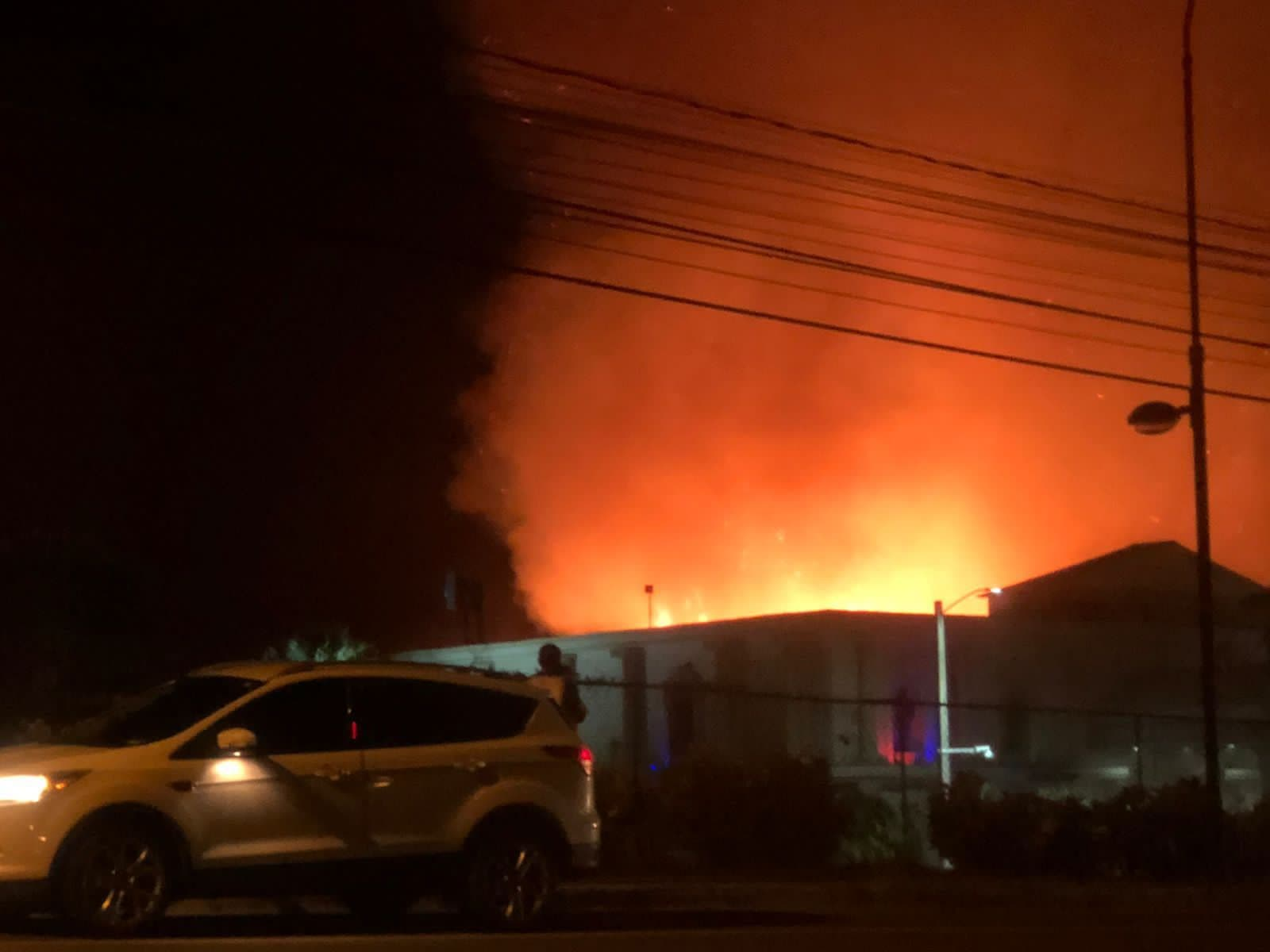 Incendio afecta hotel Iberoestar en Puerto Plata