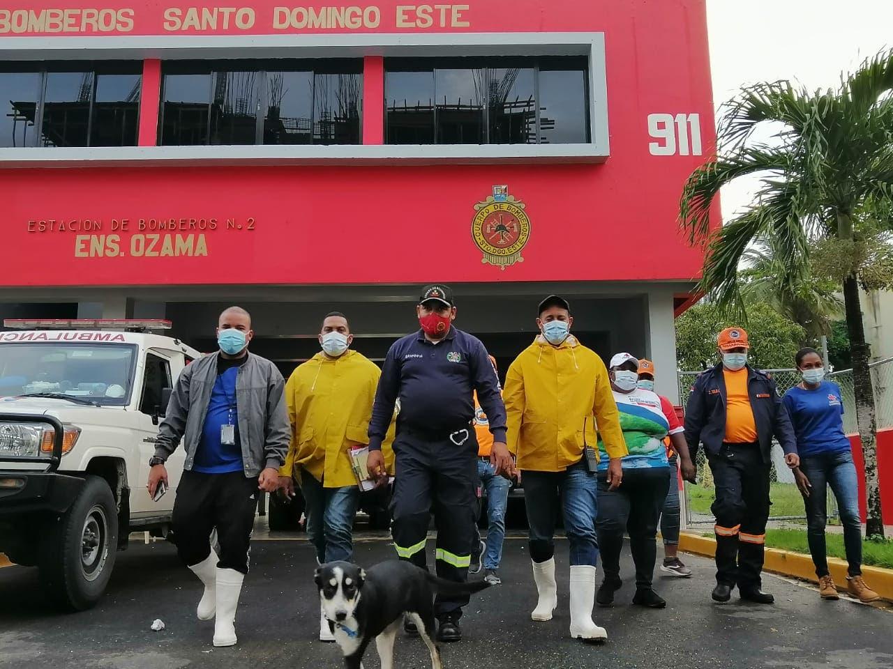 Alcaldía afirma tormenta Fred no provocó daños ni desplazados en Santo Domingo Este