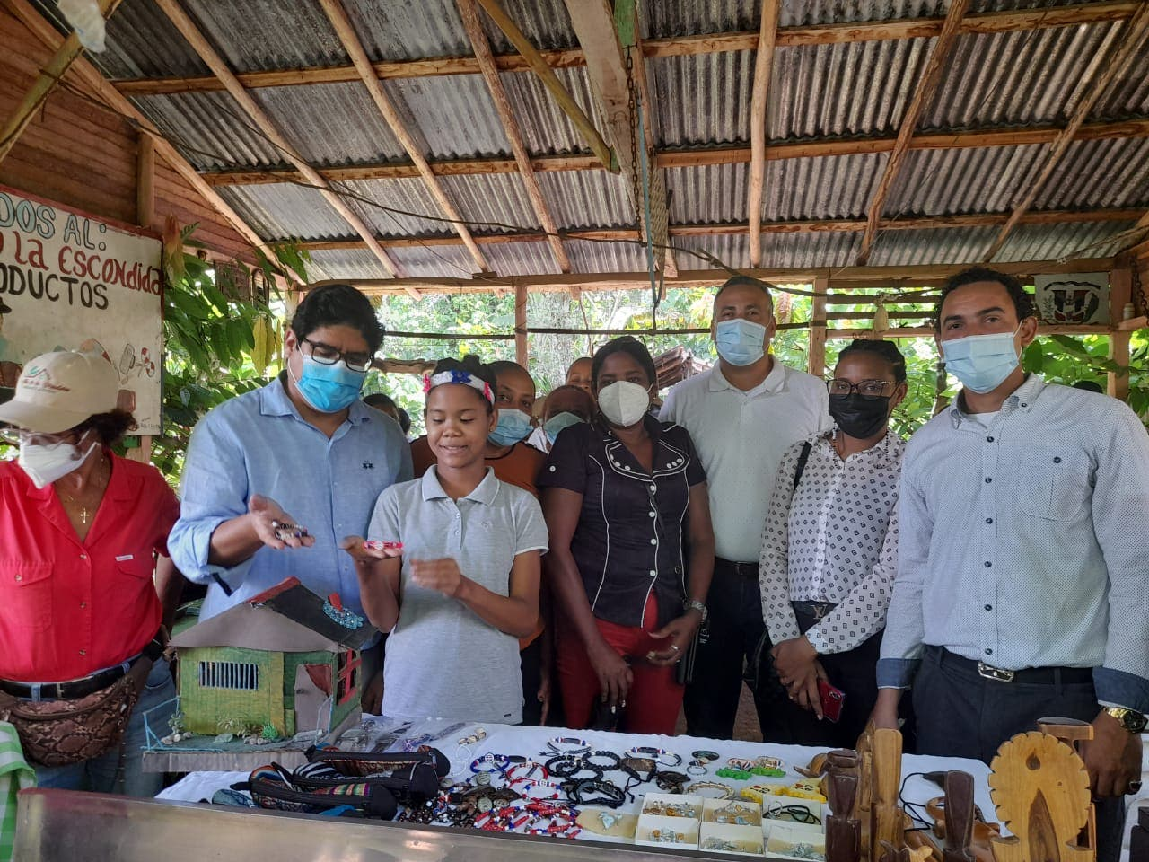 Alcaldía de Bayaguana y FAO buscan desarrollar ecoturismo y agricultura