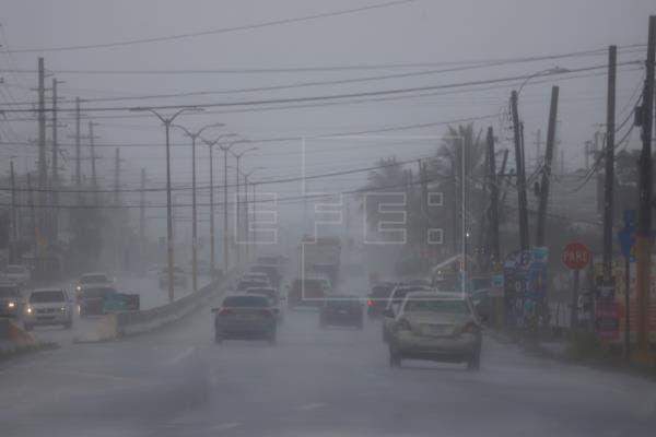 Puertos cerrados en Puerto Rico e Islas Vírgenes por la tormenta Grace