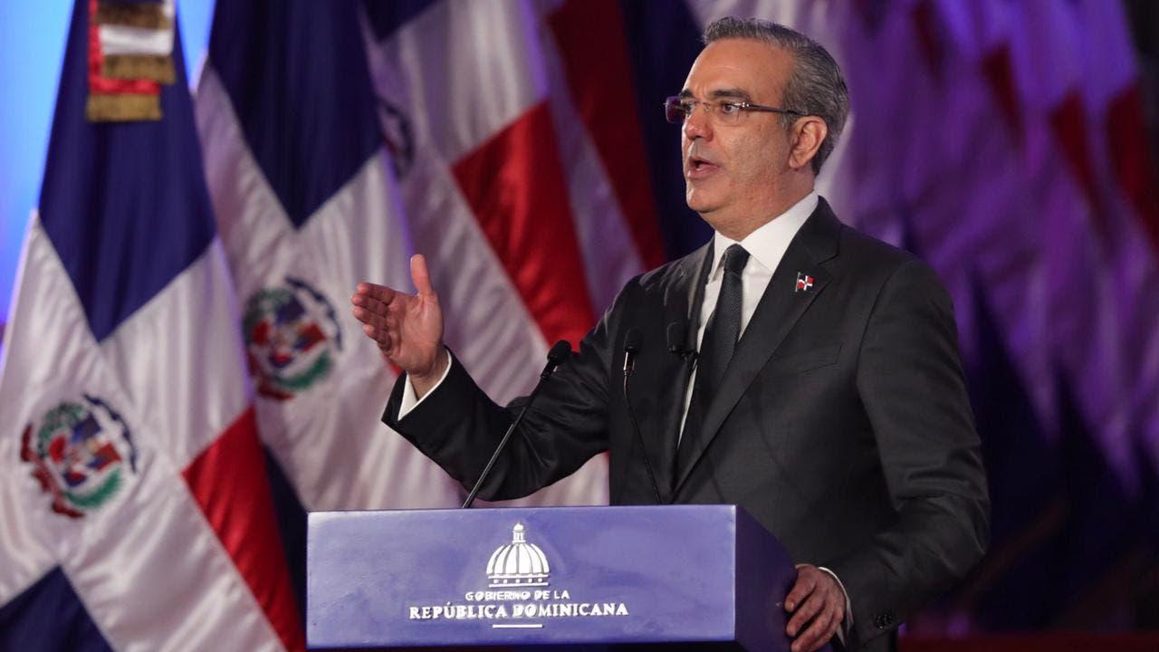 Discurso íntegro del presidente Luis Abinader en rendición de cuentas