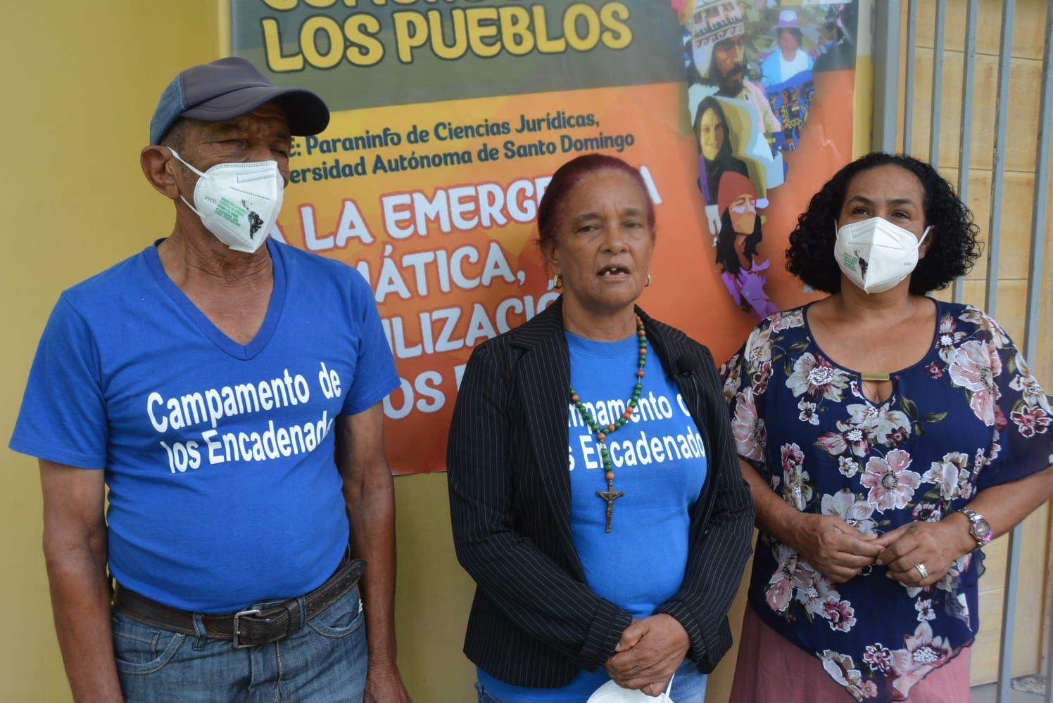 Más de 600 familias de Cotuí piden al presidente Abinader ser reubicados