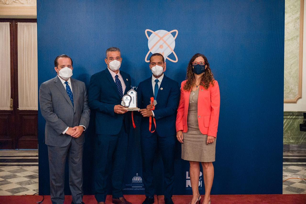 Ministerio Administrativo reconoce ganadores del Premio Nacional a la Innovación Pública