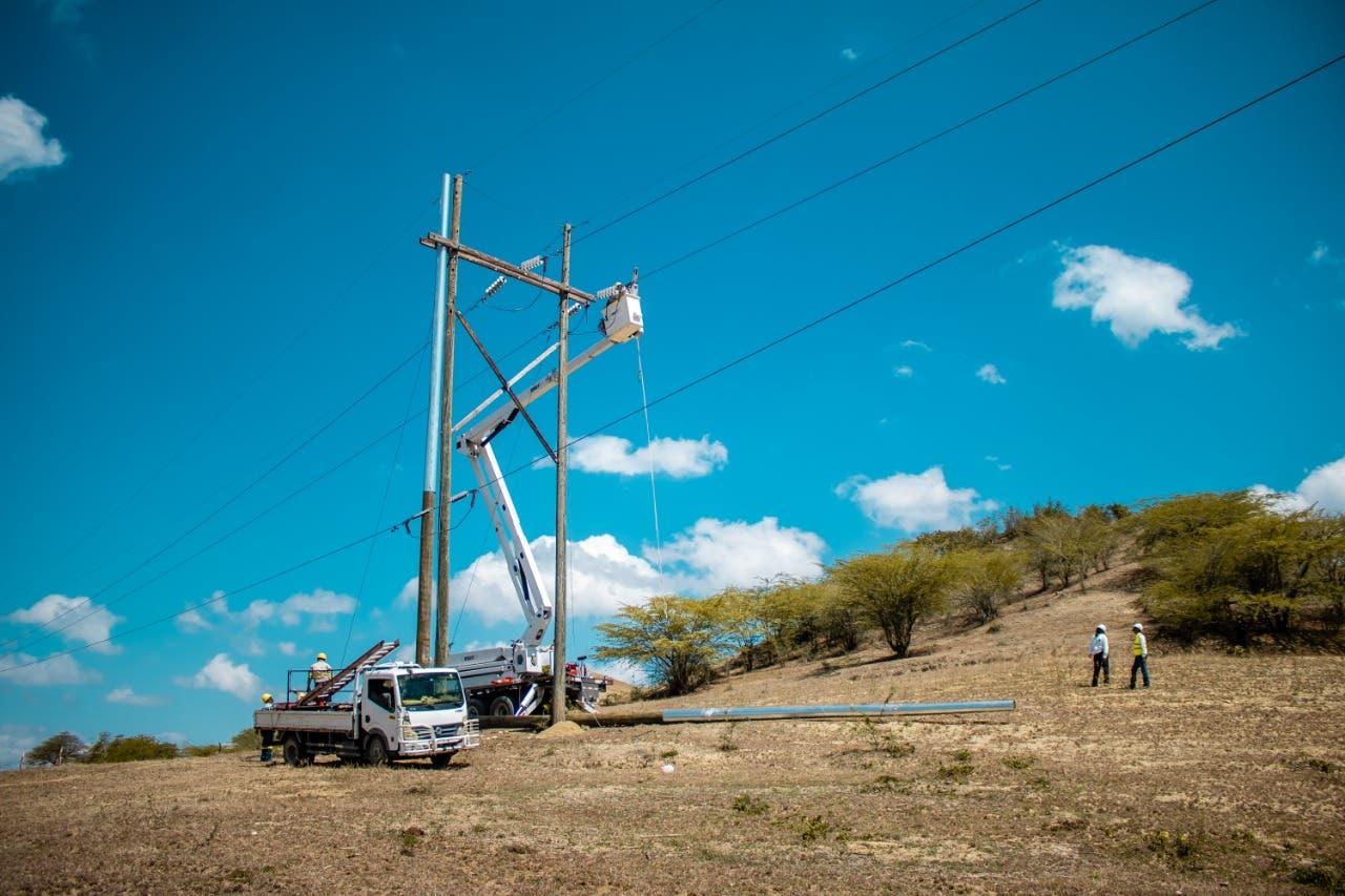 Interrumpirán servicio eléctrico en SDE mañana sábado por mantenimiento
