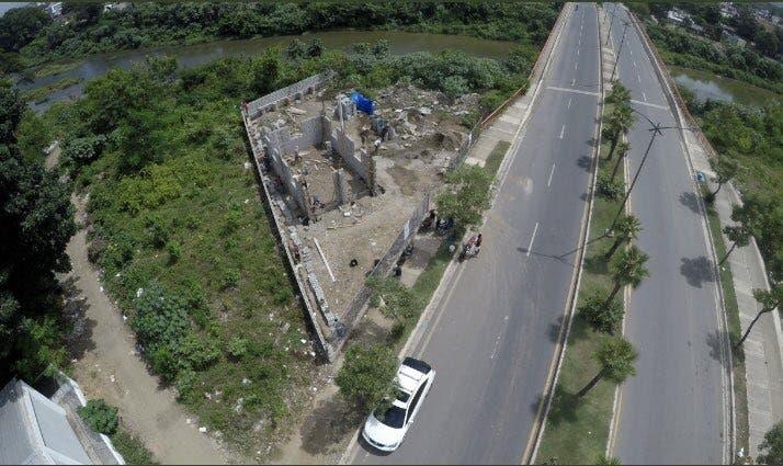 Medio Ambiente detiene provisionalmente construcción cerca del río Camú