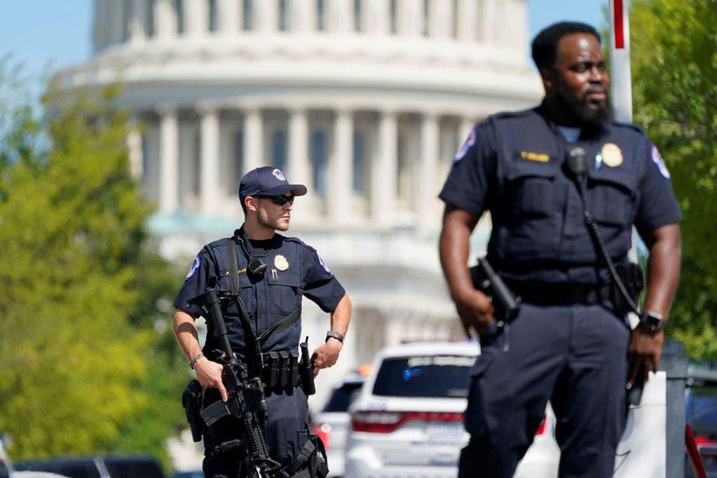 Investigan presunto explosivo cerca del Capitolio de EEUU