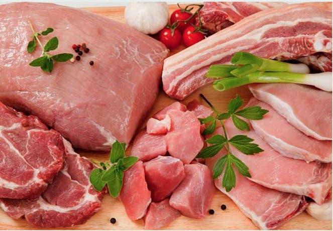 Ministro de Agricultura afirma consumo de carne de cerdo no ha bajado