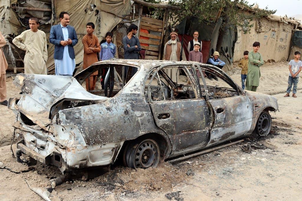 Varios cohetes golpean barrio cercano al aeropuerto de Kabul