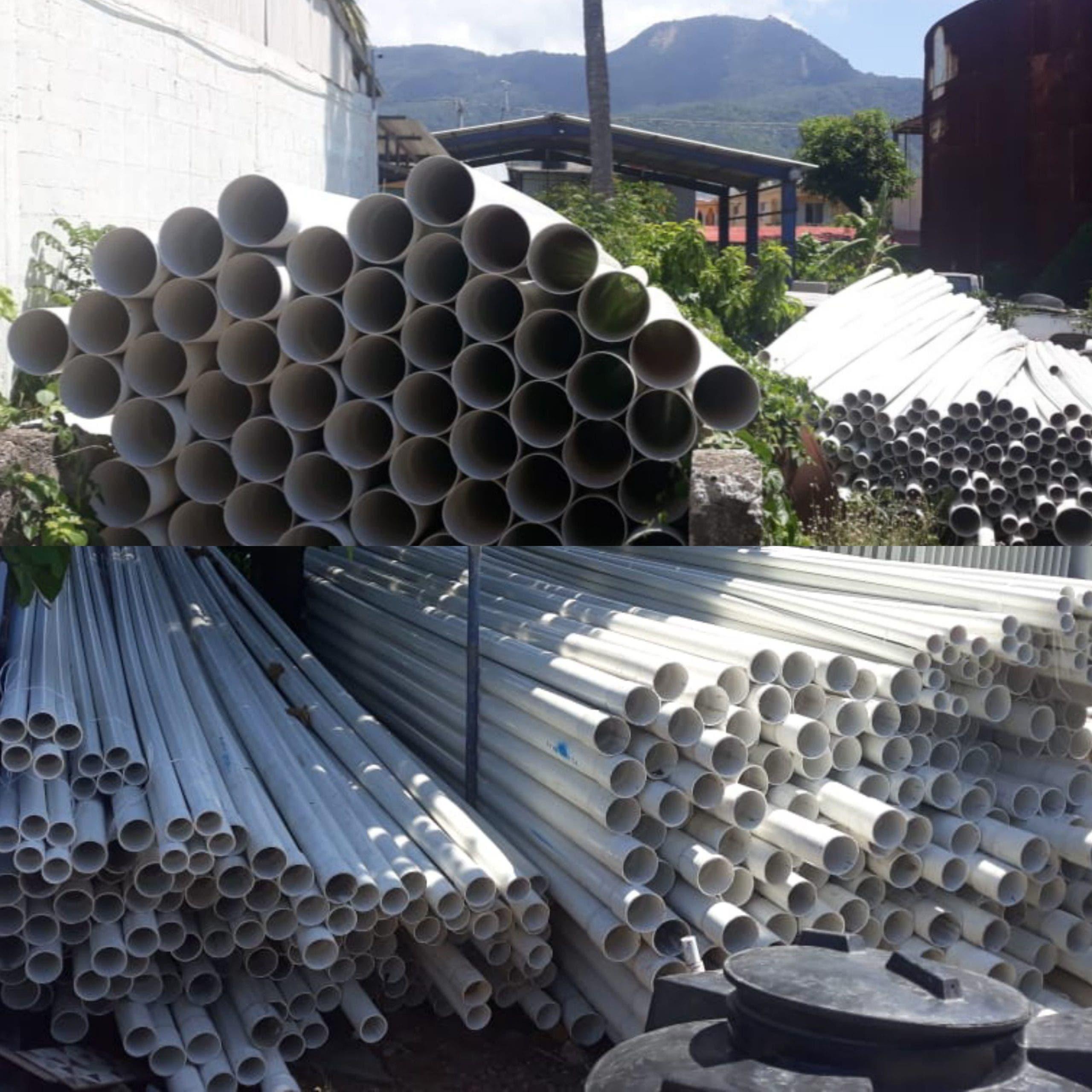 Coraapplata adquiere tubos para ampliar redes y seguir mejorando suministro agua potable