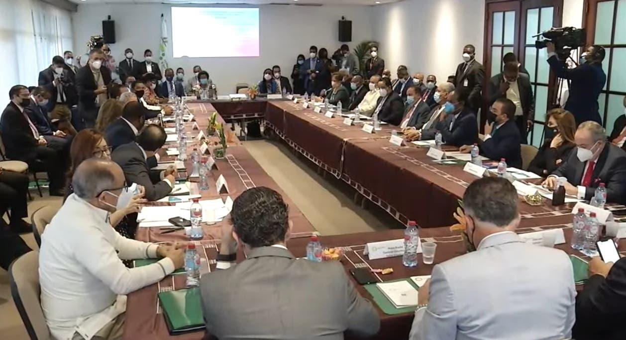 EN VIVO: Diálogo Nacional de las 12 reformas