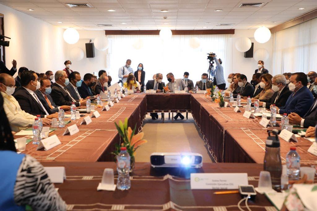 Partidos de oposición se muestran optimistas con inicio diálogo sobre 12 reformas