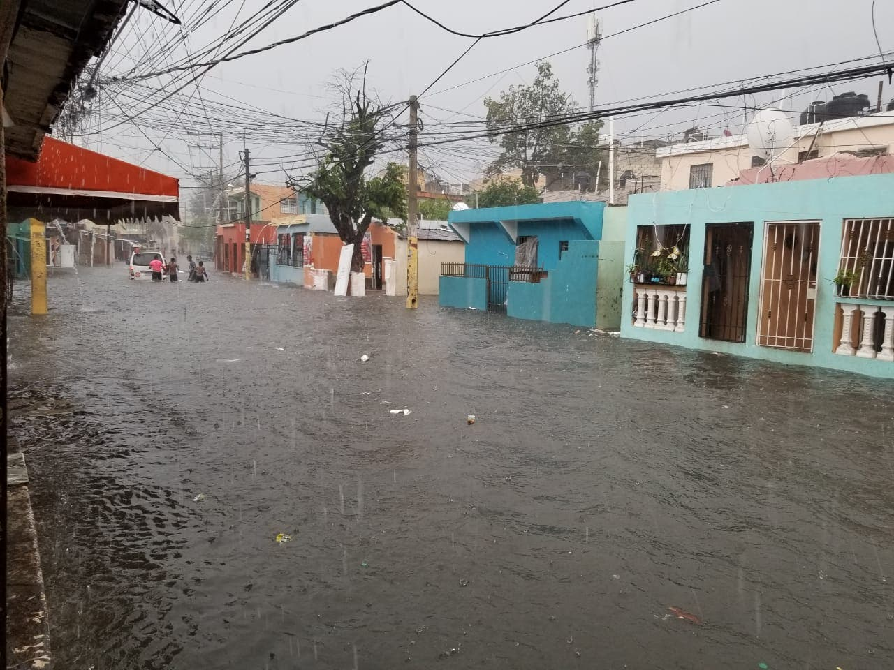Azua y el Gran Santo Domingo, las zonas más afectadas por la tormenta Fred
