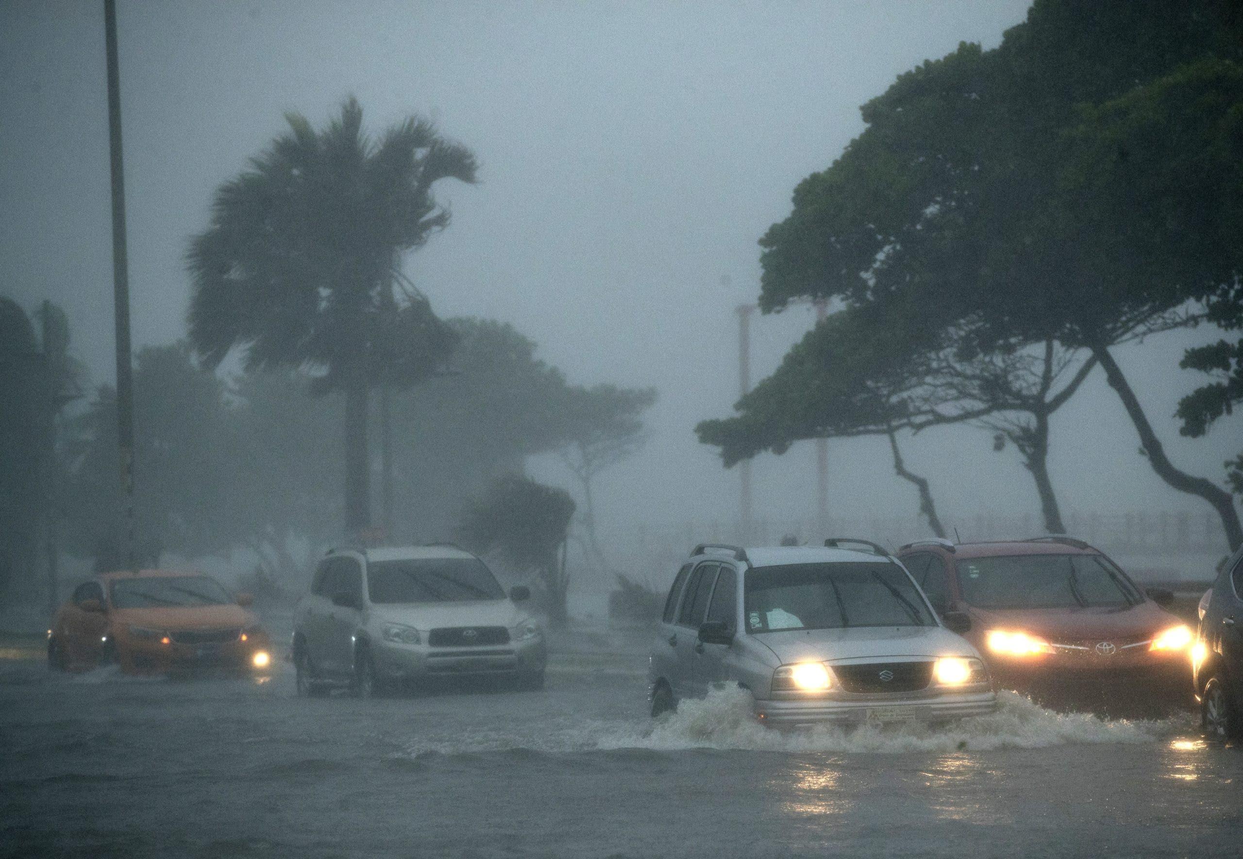 Tormenta Fred deja más de 300 mil usuarios sin electricidad y 26 acueductos afectados