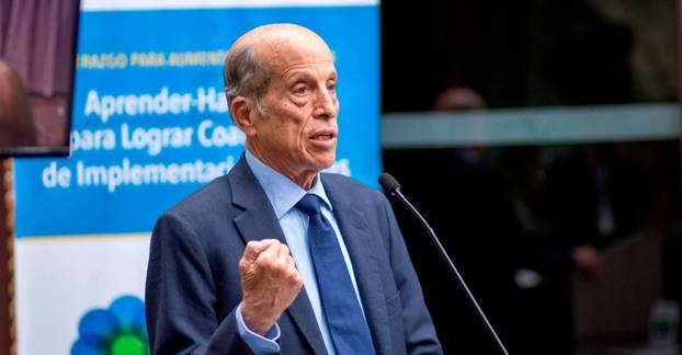 Justicia climática será uno de los principales temas en la COP 26, afirma Max Puig