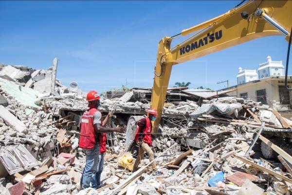 Unicef estima que terremoto en Haití afectó a más de 500 mil menores