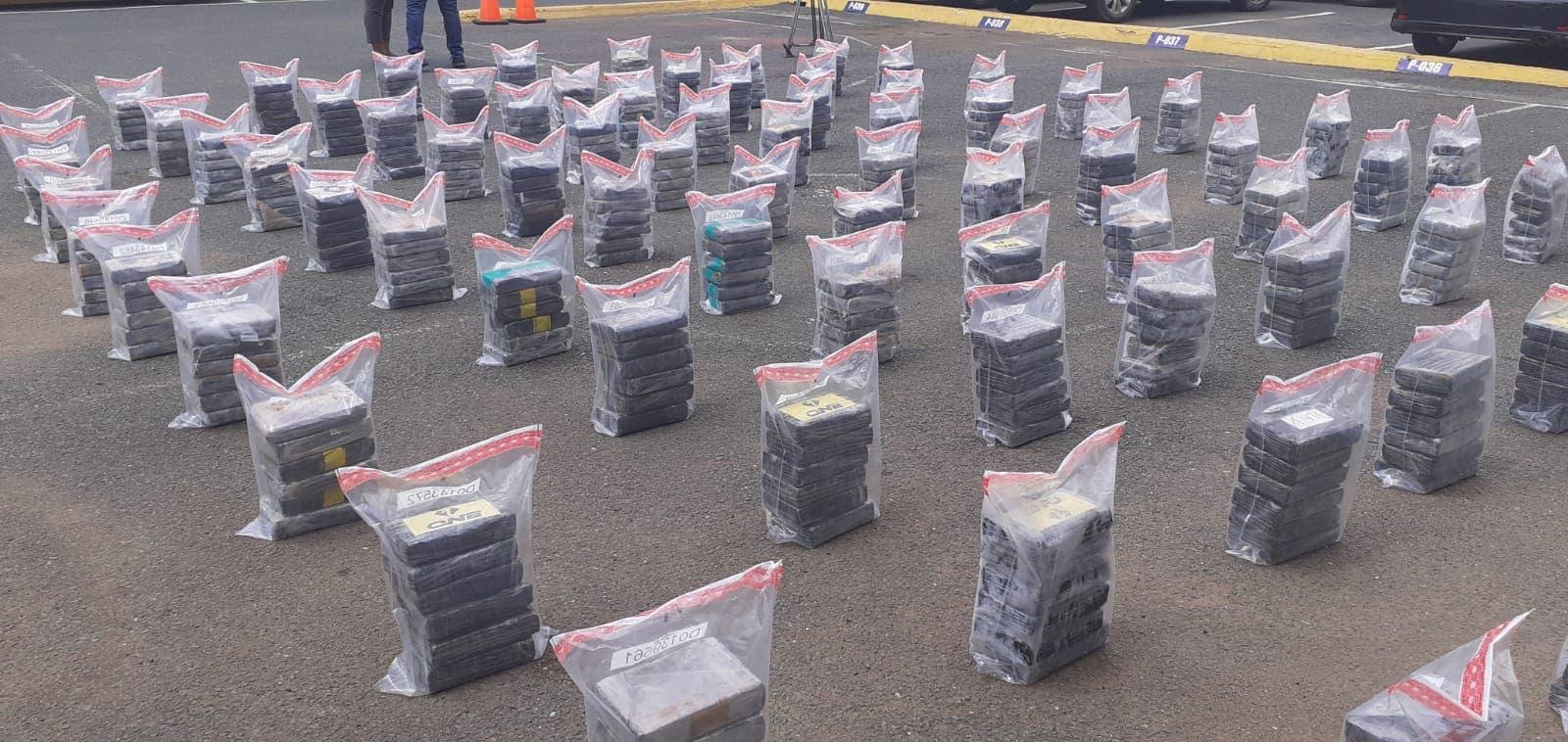 DNCD se incauta 510 paquetes de cocaína en costas de La Altagracia