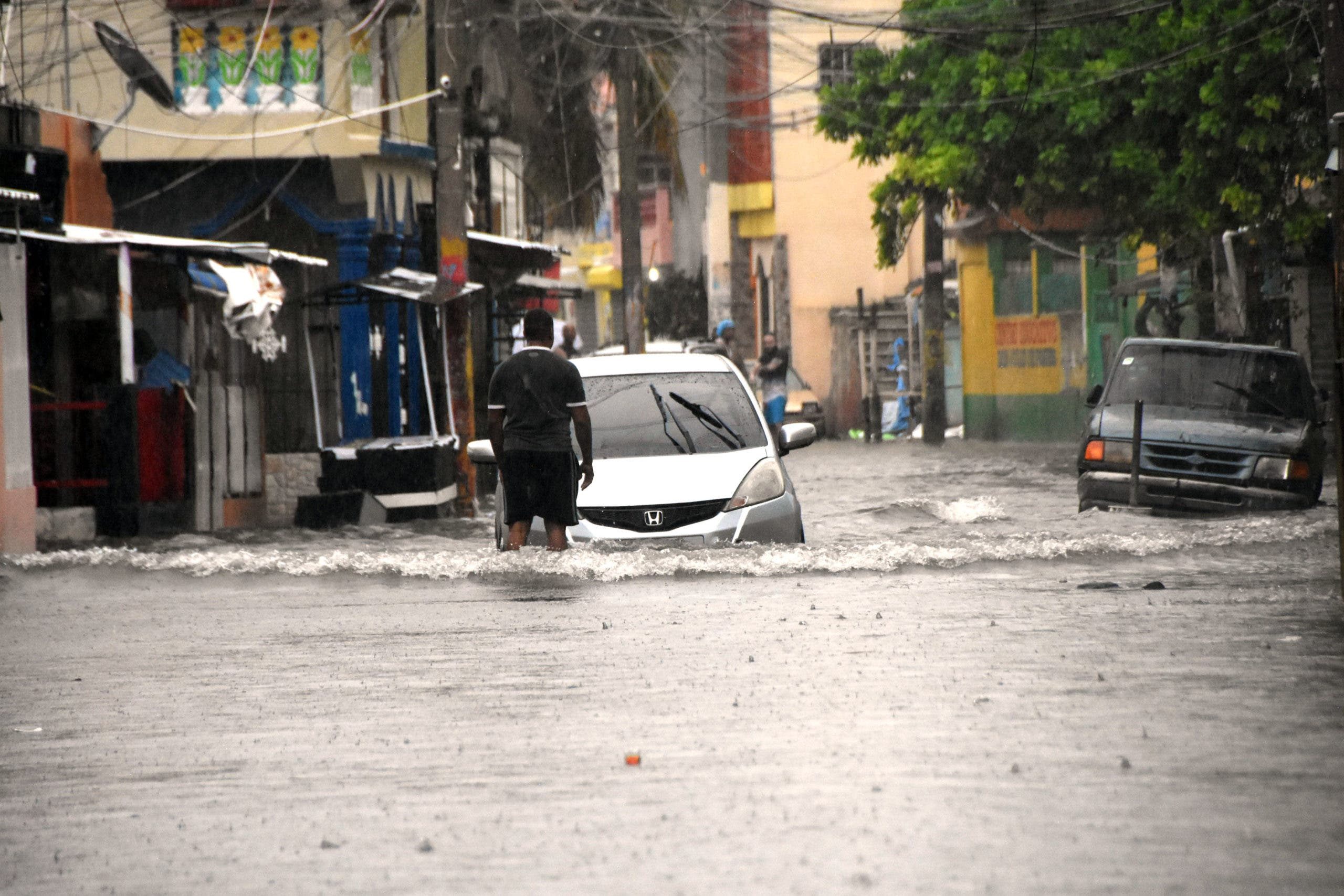 COE reporta 395 viviendas afectadas, 133 personas albergadas y 41 comunidades incomunicadas