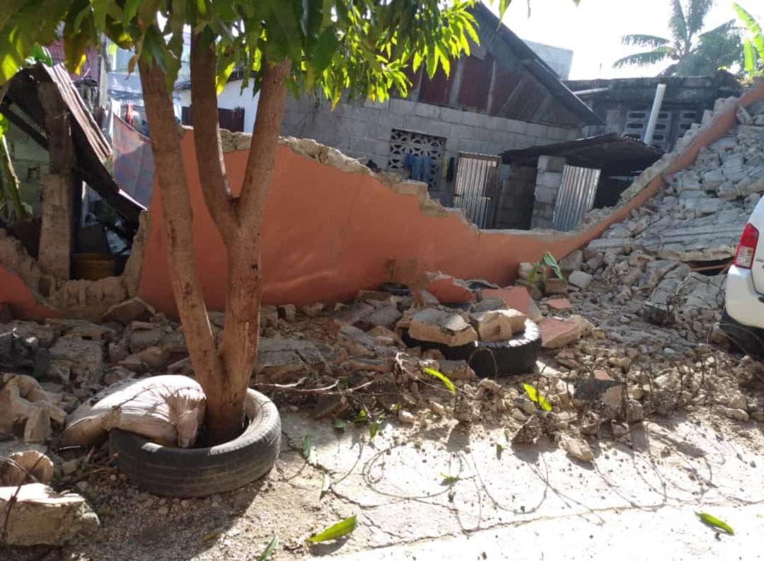 Reportan varios heridos y daños a infraestructura en Haití tras fuerte sismo