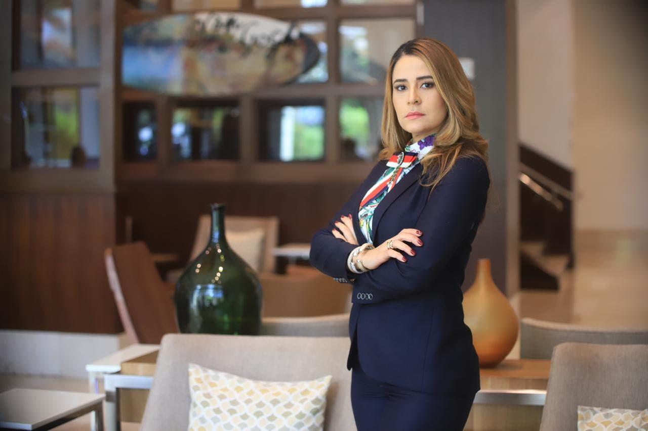 JCE designa a Lenis García directora de Partidos Políticos