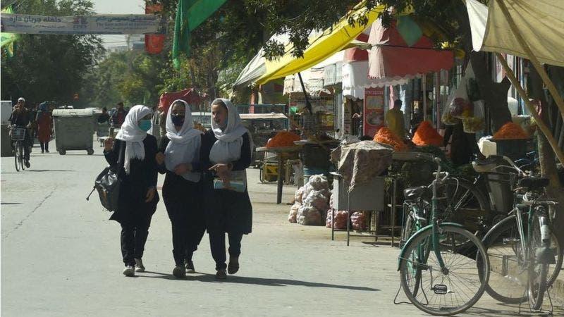 Los primeros cambios para las mujeres en Kabul tras el control talibán
