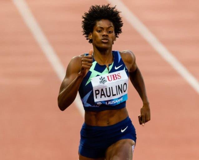 Marileidy vuelve a ganar; conquista primer lugar en los 400 metros de la Liga Diamante en París
