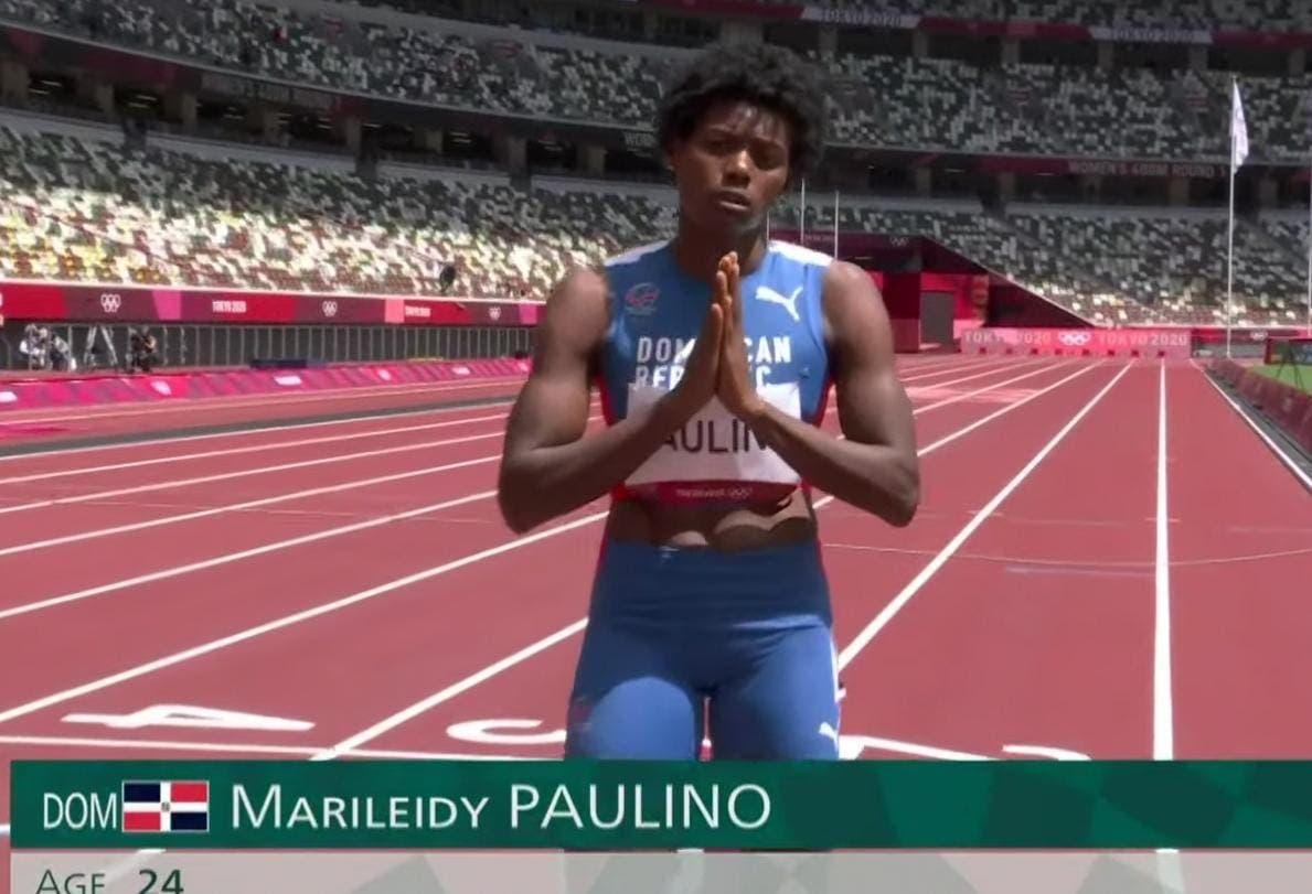 Velocista Marileidy Paulino avanza a semifinales del atletismo