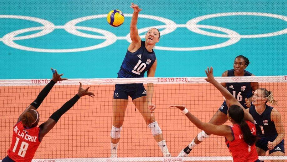 Las Reinas del Caribe quedan eliminadas de Tokio al caer 3-0 ante EE.UU.