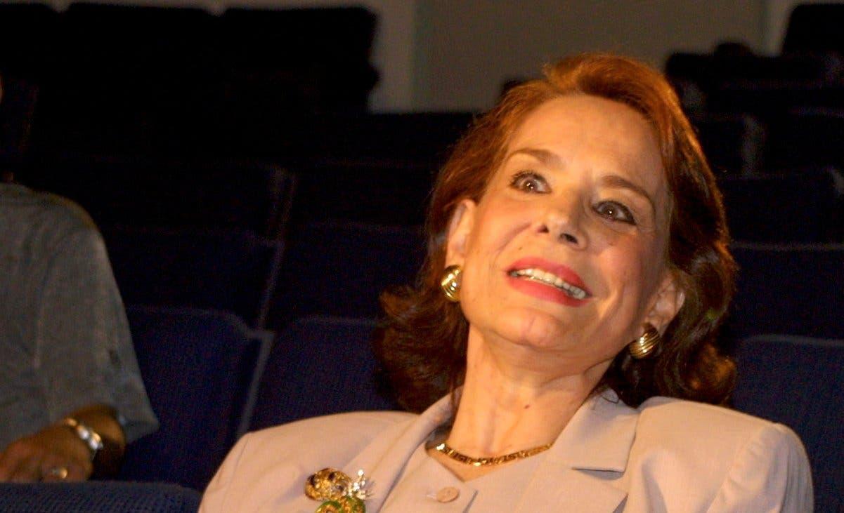 Fallece Rosita Quintana, actriz de la época de oro del cine mexicano