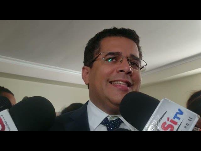 Turismo de República Dominicana está en franca recuperación, afirma David Collado