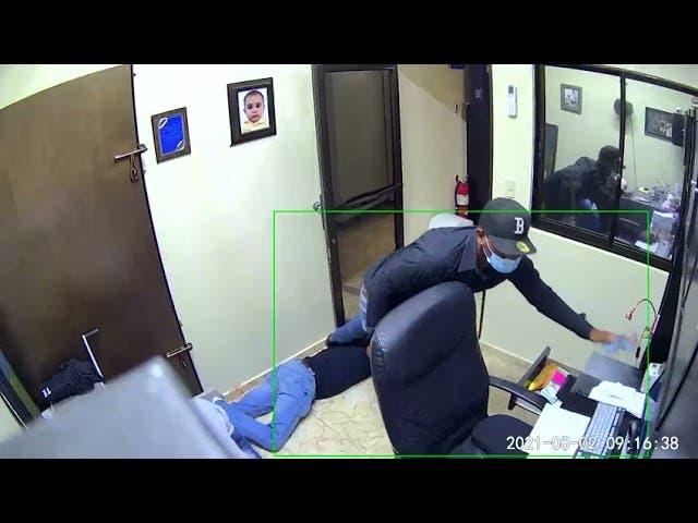 A punta de pistola, delincuentes asaltan farmacia en Villa Fundación