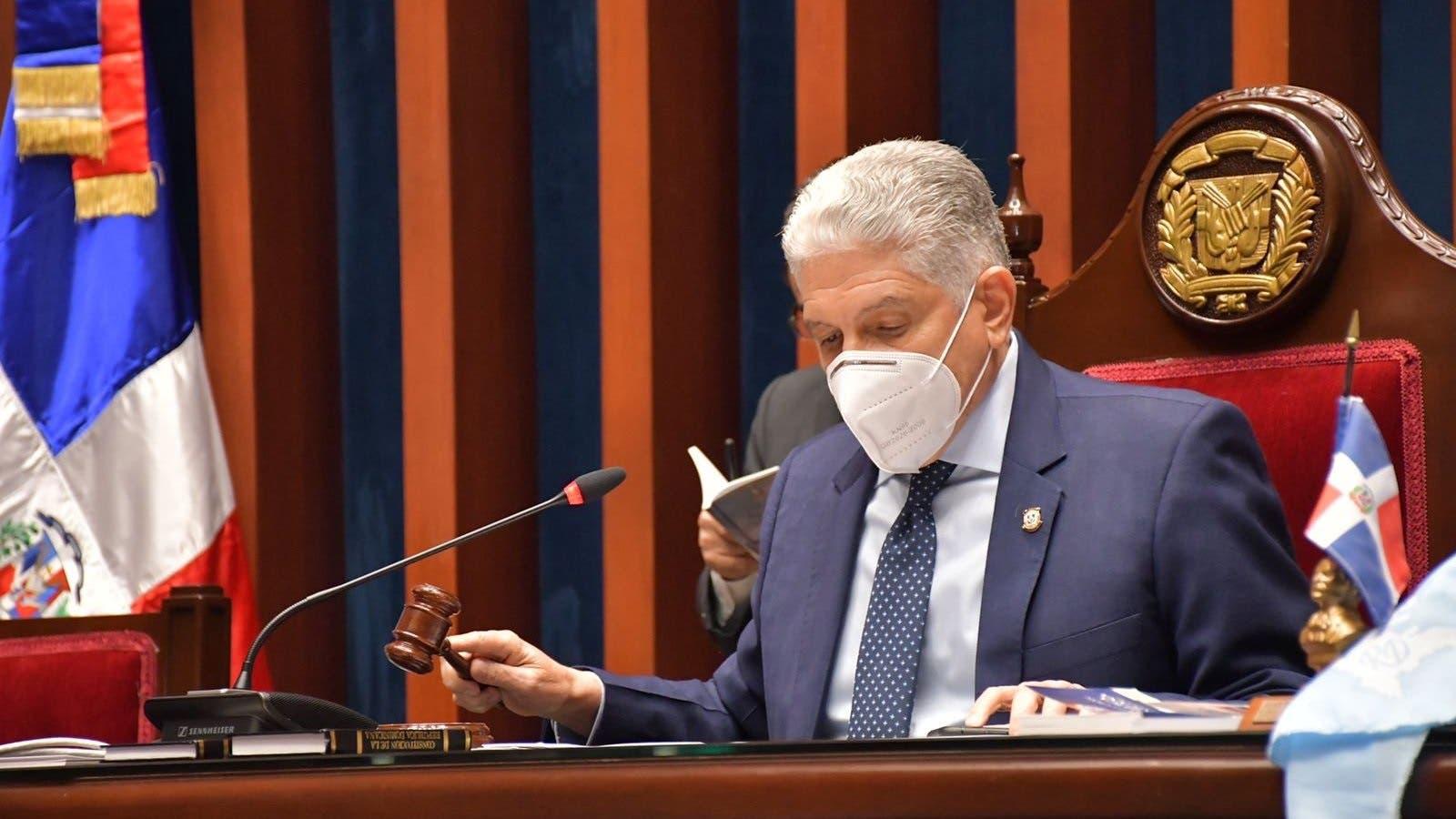 Senado envía a comisión solicitud de estado de emergencia