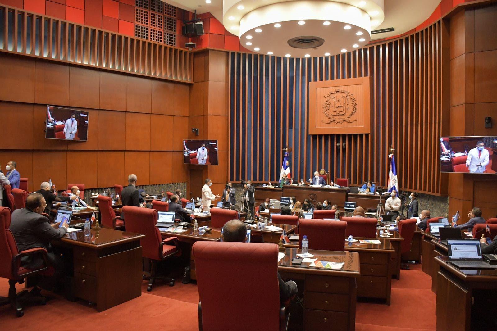 Senado aprueba proyecto modifica Presupuesto para 2021