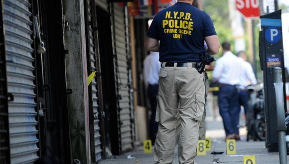 Dos muertos y 18 heridos en varios tiroteos en Nueva York