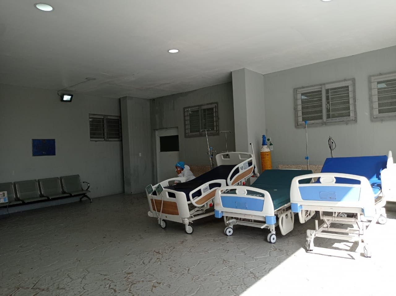 """""""Uno cree que está soñando"""", exclama médico por baja en casos Covid"""