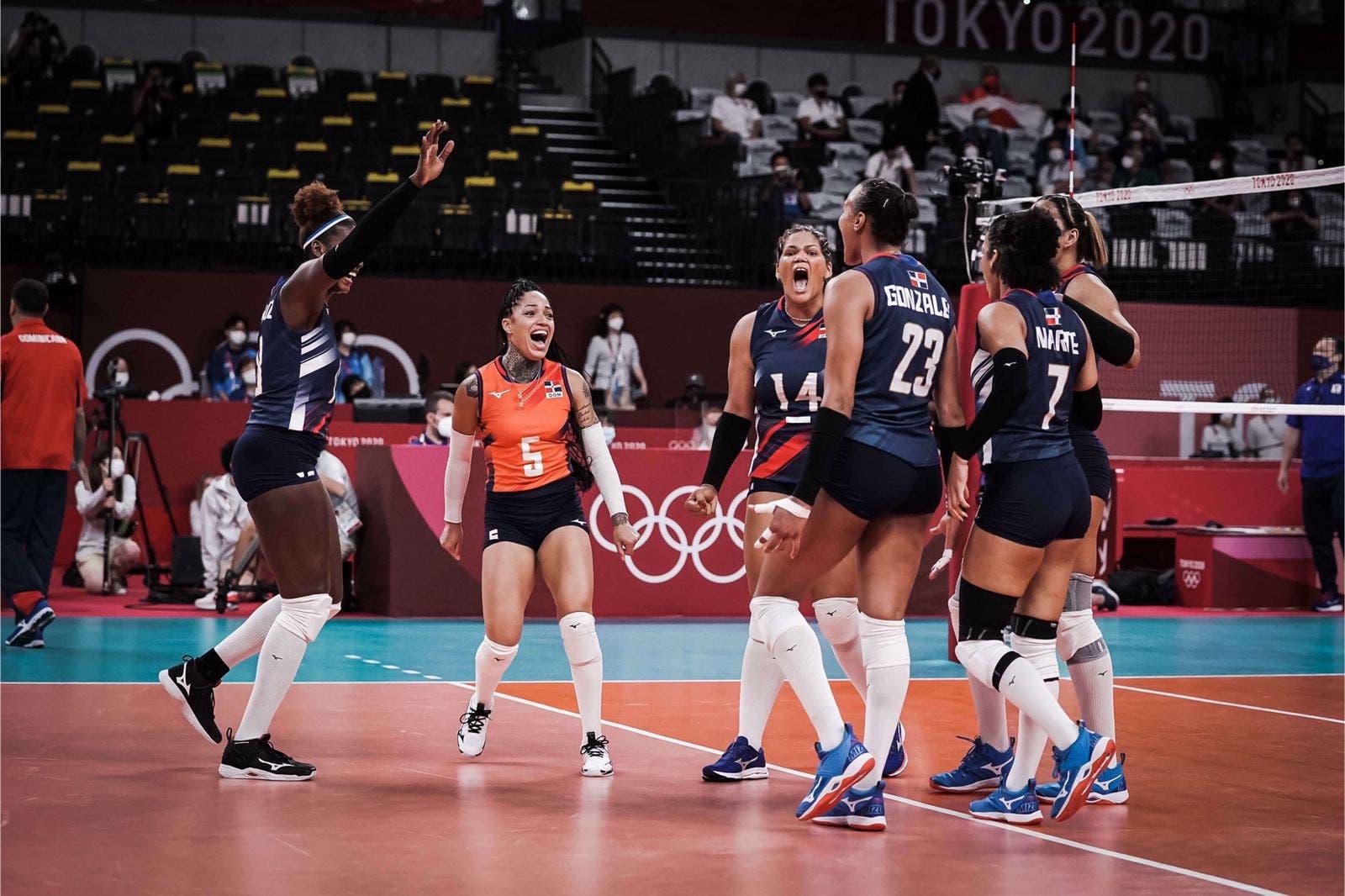 Las Reinas del Caribe derrotan a Japón 3-1 y avanzan a cuartos de final