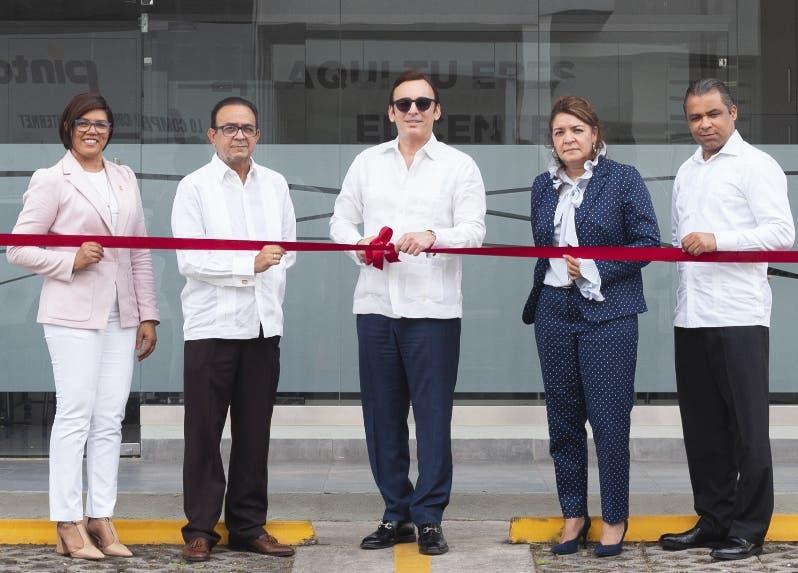 La Colonial inaugura una nueva sucursal  en la provincia La Vega