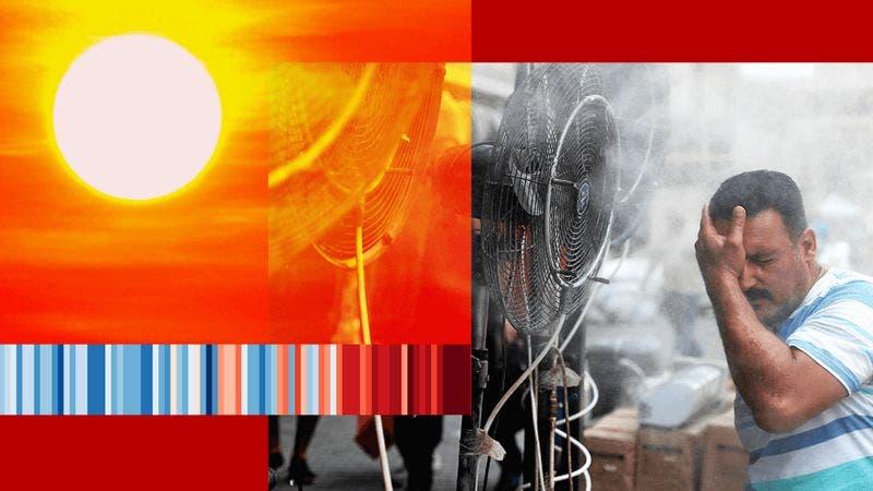 El aumento de los días de más de 50ºC y los retos que representa