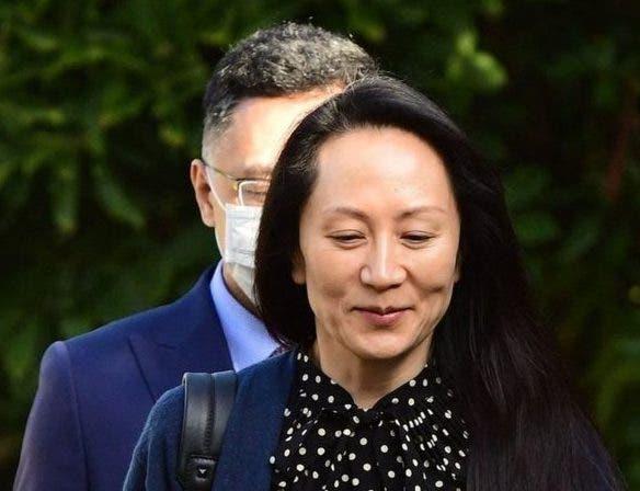 Huawei: EE.UU. acuerda liberar a Meng Wanzhou, directora financiera de tecnológica china cuya detención desató crisis diplomática
