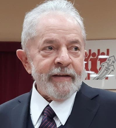 Luiz Inácio Lula da Silva dice Bolsonaro está del lado del odio